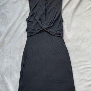 Diane Von Furstenberg Dresses - DVF Diane Von Furstenberg midi dress in black